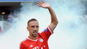 Franck Ribéry (photo: picture-alliance/dpa)