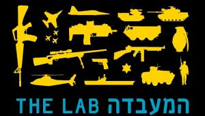 "Film-poster of ""The Lab"" by Yotam Feldman"