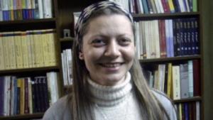 Razan Zeitouneh (photo: AFP Archive)