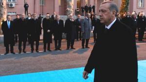 Recep Tayyip Erdogan in Ankara (photo: Reuters)