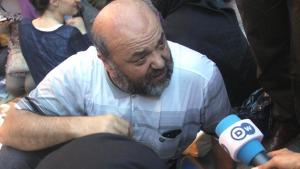 Ihsan Eliacik (photo: DW/Senada Sokollu)