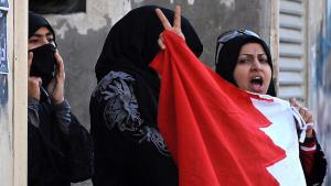 Anti-government protests in Ras Roman near Manama, Bahrain (photo: picture-alliance/dpa)