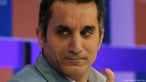 Bassem Youssef (photo: Getty Images/AFP/Karim Sahib)
