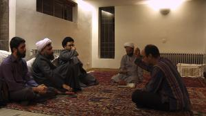 """Still from the documentary """"Iranien"""" (photo: Berlinale)"""