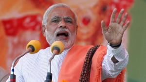 Narendra Modi (photo: Reuters)