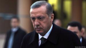 Turkish Prime Minister Recep Tayyip Erdogan (photo: picture-alliance/AP Photo)