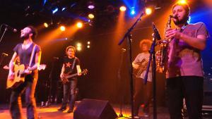 Bandista in concert at the SO36 in Berlin (photo: Ceyda Nurtsch)
