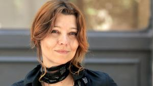 Elif Shafak (photo: picture-alliance/dpa)