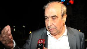 Syrian opposition figure Michel Kilo in Istanbul (photo: Ozen Kose/AFP/Getty Images)