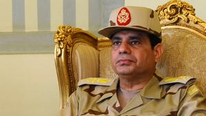 General Abdul Fattah al-Sisi (photo: Reuters)