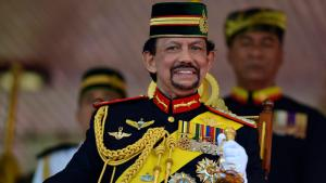 Hassanal Bolkiah, Sultan of Brunei (photo: Reuters)