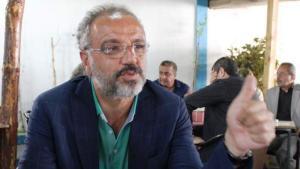 The BDP's victorious candidate in Agri, Sirri Sakik (photo: Ekrem Guzeldere)