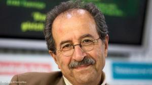 The Syrian-born writer Rafik Schami (photo: dpa/picture-alliance)