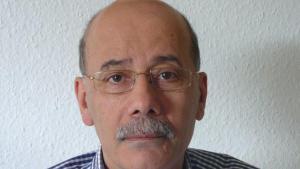 The Lebanese journalist and political scientist Abdel Mottaleb El-Husseini. Photo: private
