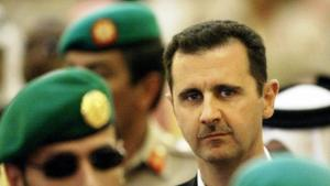 Syrian President Bashar al-Assad. Photo: Hassan Ammar/AFP/Getty Images