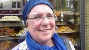 Rabeya Muller (photo: Ulrike Hummel)
