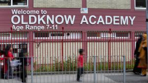 "Oldknow Academy in Birmingham, England, one of the Birmingham Schools at the centre of the ""Trojan Horse"" inquiry (photo: Getty Images)"