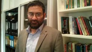 Sheikh Dr Usama Hasan (photo: J. Impey)