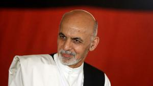 President Ashraf Ghani (photo: picture-alliance/AP Photo/Massoud Hossaini)
