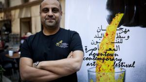 The Egyptian theatre director Ahmed el-Attar (photo: Studio Emad Eddin Foundation (SEE)