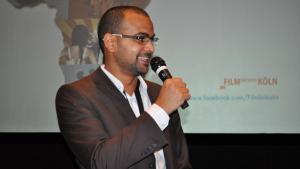 The Tunisian documentary filmmaker Sami Tlili (photo: Filminitiativ Köln e.V.)