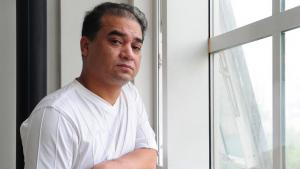 Ilham Tohti (photo: picture-alliance/Frederic J. Brown/afp/dpa)