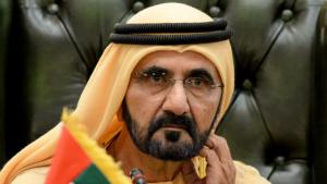 Mohammed bin Rashid Al Maktoum, vice president and prime minister of the United Arab Emirates and ruler of Dubai (photo: picture-alliance/Photoshot)