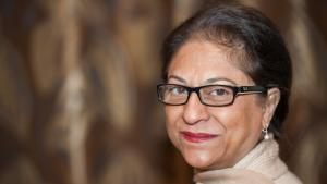 Asma Jahangir (photo: Wolfgang Schmidt/Right Livelihood Award Foundation)