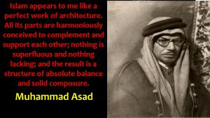 Leopold Weiss alias Muhammad Asad (source: publisher)