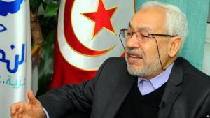 Rachid Ghannouchi (photo: AP)