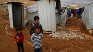 Syrian refugees in Arsal, Lebanon (photo: Jamie Itani)