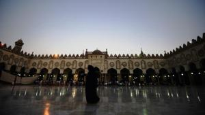Al-Azhar university in Cairo (photo: Getty Images)