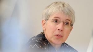 Prof Gudrun Kramer (photo: picture-alliance/dpa/J. Stratenschulte)