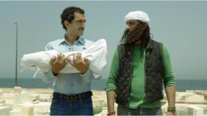 "Scene from Ibrahim El Batout's film ""El Ott"" (source: zad communication & production)"