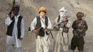Taliban in Helmand Province (photo: dpa/picture-alliance)