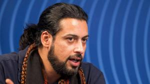 Abbas Khider (photo: imago)