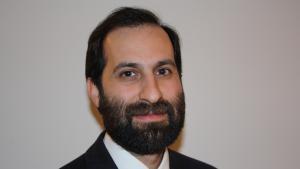 Sedat Korkmaz, Leiter der Alevitischen Akademie in Mannheim; Foto: privat