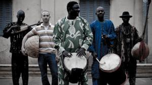 BKO Quintet (source: Buda Musique)