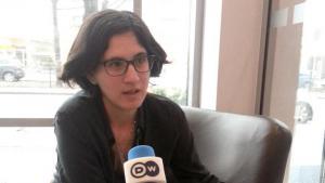 Israeli filmmaker Mor Loushy (photo: DW)