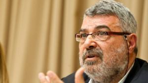 The Palestinian-Jordanian political scientist and journalist Rami G. Khouri (photo: AP)