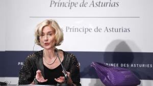 US-American philosopher Martha Nussbaum (photo: picture-alliance/dpa/A. Morante)