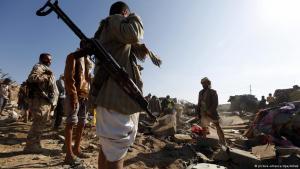 Battles in Jemen (photo: picture-alliance/dpa/Arhab)