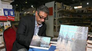 Amjad Nasser (photo: Amjad Nasser)