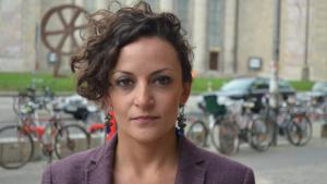 Sara Ishaq (photo: Nader Alsarras)