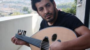 Nabil Al Raee (photo: Ylenia Gostoli)
