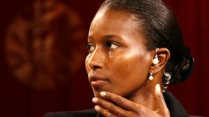 Ayaan Hirsi Ali (photo: AP)