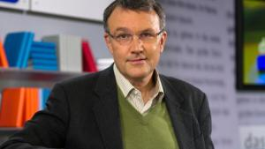Dr Michael Luders (photo: dpa/Arno Burgi)