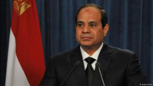 Egyptian President Abdul Fattah al-Sisi (photo: imago/Xinhua)