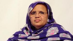 Fatimetou Mint Abdel Malick (photo: dw.de)