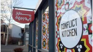 Conflict Kitchen in Pittsburgh: promoting greater understanding through food (photo: dpa)